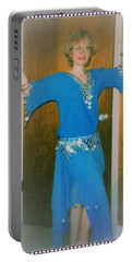 Portable Battery Charger featuring the photograph Let Me Entertain You by Denise Fulmer