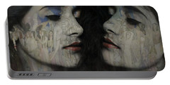 Let The Dream Begin Let Your Darker Side Give In  Portable Battery Charger