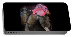 Portable Battery Charger featuring the photograph Let Us Give Thanks by Karen Wiles