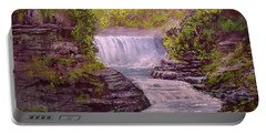 Letchworth State Park Portable Battery Charger