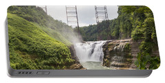 Letchworth Upper Falls Portable Battery Charger