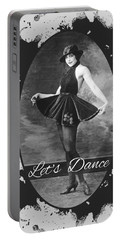 Lets Dance Portable Battery Charger