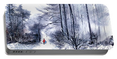 Let's Go For A Walk 2 Portable Battery Charger