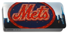 Lets Go Mets Portable Battery Charger