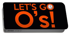 Let's Go O's Portable Battery Charger