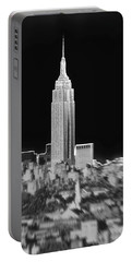 Lets Visit The Empire State Building Portable Battery Charger