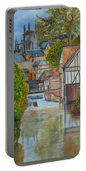 L'eure A Louviers -  France Portable Battery Charger