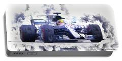 Lewis Hamilton Portable Battery Charger