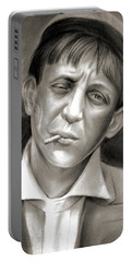 Lewis Hine Tribute Portable Battery Charger