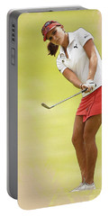 Lexi Thompson Chips To The First Green  Portable Battery Charger