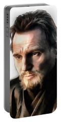 Liam Neeson Portable Battery Charger