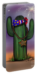 Liberty Cactus Portable Battery Charger