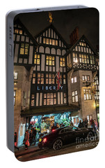 Liberty Of London Out Front Night Portable Battery Charger by Mike Reid