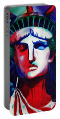 Liberty Of Statue New York 98jhm Portable Battery Charger by Gull G