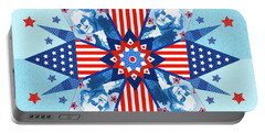 Liberty Quilt Portable Battery Charger
