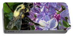 Life Among The Lilacs Portable Battery Charger