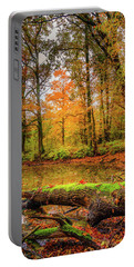 Portable Battery Charger featuring the photograph Life Cycle by Dmytro Korol