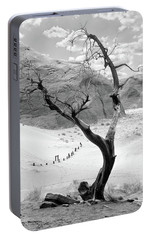 Portable Battery Charger featuring the photograph Life In The Desert -  Arizona by Mike McGlothlen