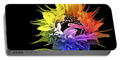 Life Is Like A Rainbow ... Portable Battery Charger
