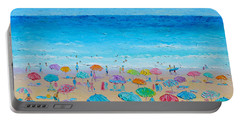 Life On The Beach Portable Battery Charger
