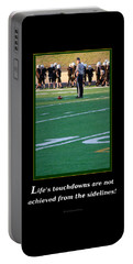 Life's Touchdowns Portable Battery Charger