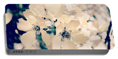 Light Flowers Portable Battery Charger