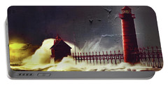 Light House 07 Portable Battery Charger by Gull G