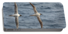 Light-mantled Albatross Duo Portable Battery Charger