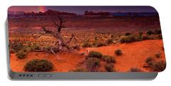 Light Of The Desert Portable Battery Charger