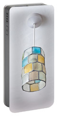 Light Shade Portable Battery Charger