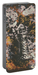Lighthouse From Rust Harbour Portable Battery Charger