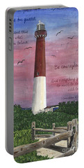Lighthouse Inspirational Portable Battery Charger