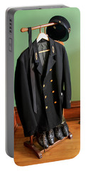 Lighthouse Keeper Uniform Portable Battery Charger