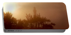 Lighthouse Point Sunrise Portable Battery Charger