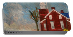 Big Bay Lighthouse  Portable Battery Charger