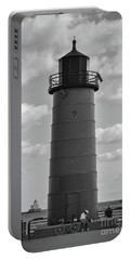 Lighthouses Of Milwaukee Portable Battery Charger