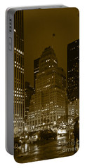Lights Of 5th Ave. Portable Battery Charger