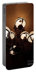 Lights Of Darkness Portable Battery Charger
