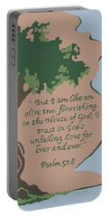 Like An Olive Tree Portable Battery Charger