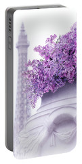 Lilac Tales Portable Battery Charger
