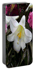 Lillie Pastel Painting Portable Battery Charger
