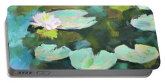 Lillypad Reflections Portable Battery Charger