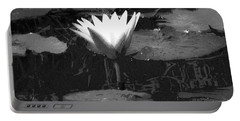 Lily Of The Lake Portable Battery Charger