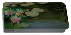 Lily Pad Glow Portable Battery Charger
