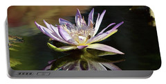Lily Reflections Portable Battery Charger