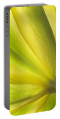 Lime Tulip Portable Battery Charger