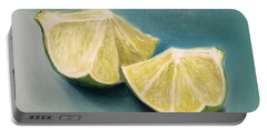 Limes Portable Battery Charger