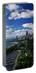 Lincoln Park And Diversey Harbor Portable Battery Charger