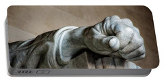 Lincoln's Left Hand Portable Battery Charger