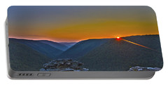 Lindy Point Sunset Portable Battery Charger